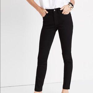 MADEWELL Black Skinny Skinny Pants